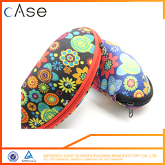 Wenzhou EVA sun glasses case for custom