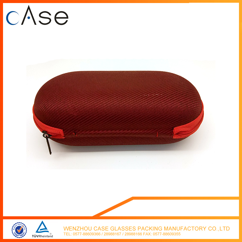 WZ EVA sunglass cases with zipper H123