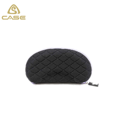 Factory direct sale hard black sunglasses eva case