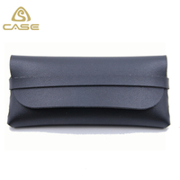 Ribbon stripped eyeglasses case R98