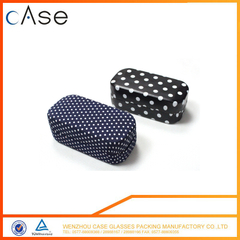 Fashion dots packaging boxes eyeglass case sunglasses