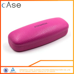 optical glasses case coverd with PU leather