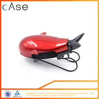 Wholesale colorful car sunglass clip holder
