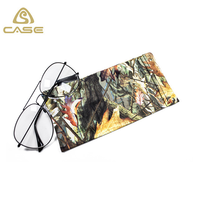 China factory supply eyeglass pouches