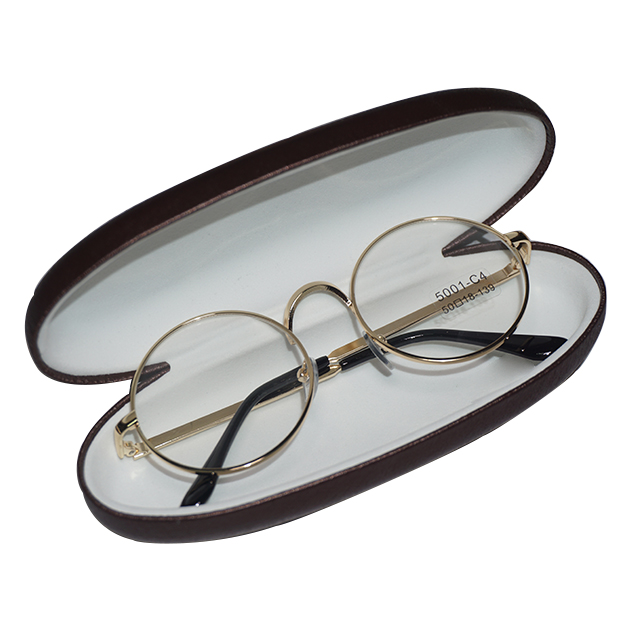 5 stars cheap folding reading glasses with metal case