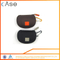 Hot selling fashionable small EVA glasses case headphone/earphone box for wholesale