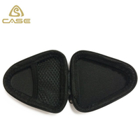 triangular EVA ear headphones case