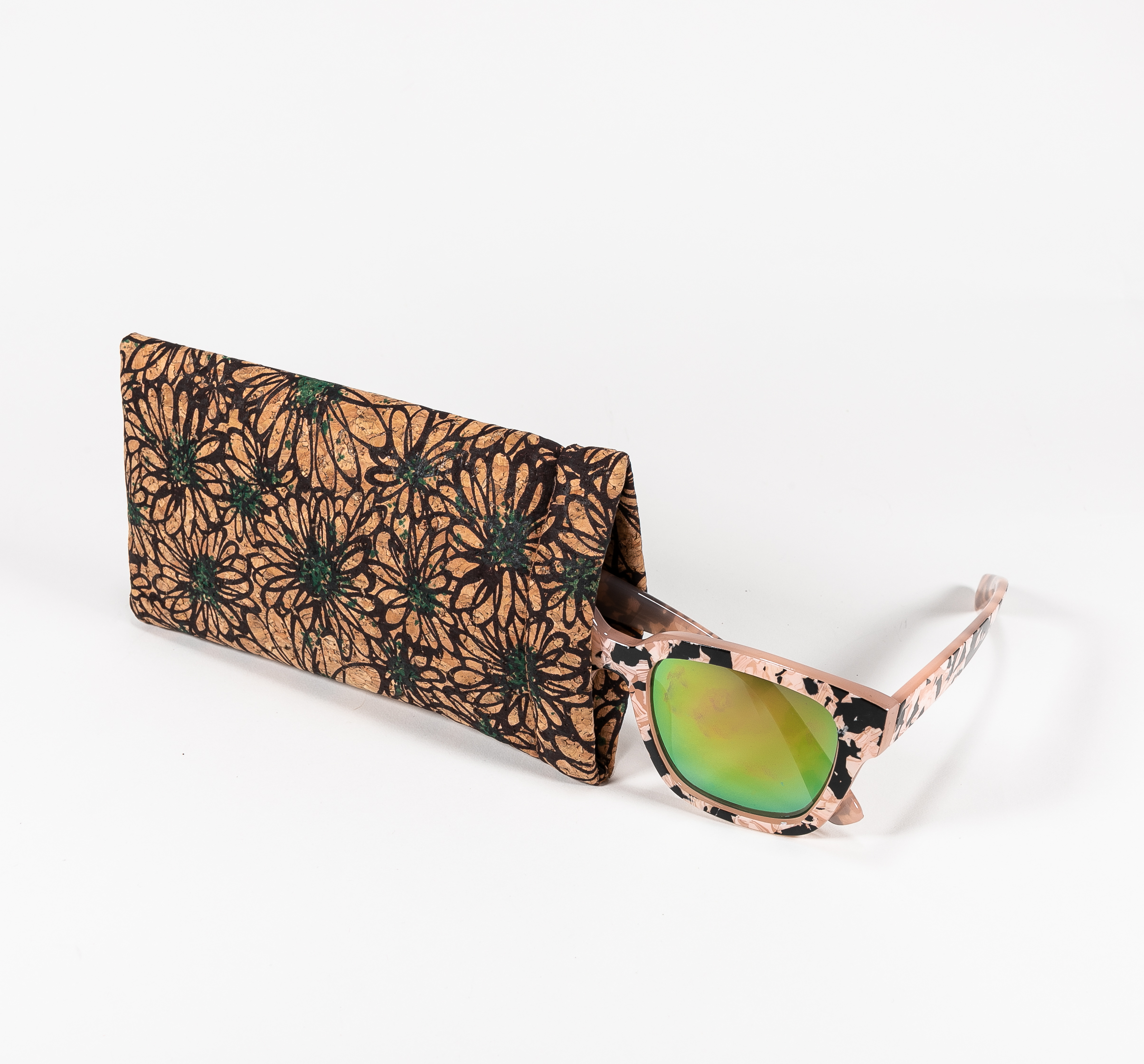 2021 Sunglasses 5 Styles of Eyewear Pockets, Printed with Irregular Patterns of Pocket