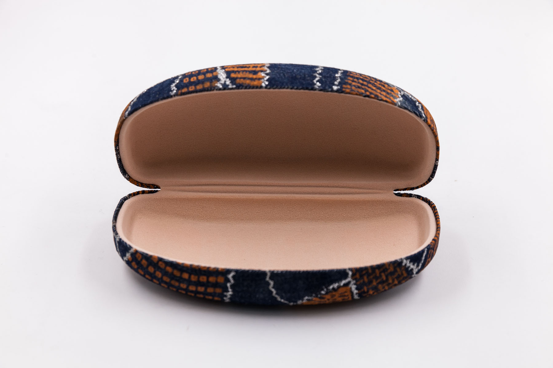 2021 Glasses Case A Sunglasses Case with An Irregular Animal Skin Pattern Printed on It
