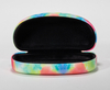 2021 Glasses Case A Sunglasses Case with A Colored Print