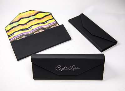 2021 sunglasses black, handmade glasses case with triangular appearance