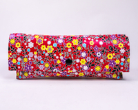 2021 Glasses Case Sunglasses Colored Glasses Case, The Appearance Is Like A Leather Bag