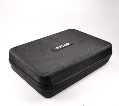 2021 Black LOGO Printed, Zip Type Tool Box, The Appearance of A Small Leather Case, Can Hold A Variety of Small Tools Storage Box
